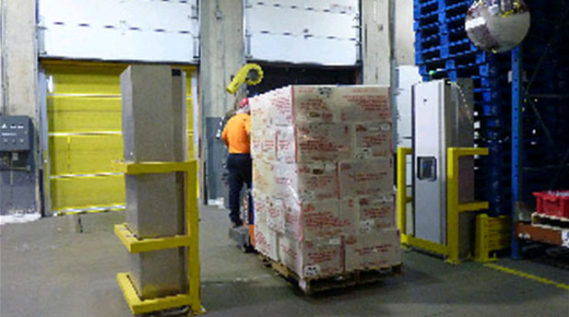 RFID Technology in Logistics Turnover Box Information Application